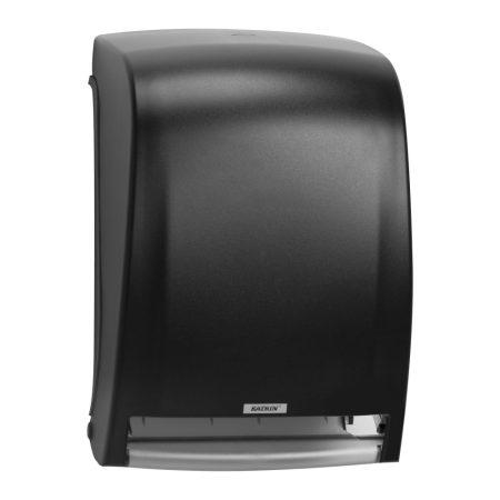 KATRIN INCLUSIVE System Elektromos tekerces kéztörlő adagoló - fekete