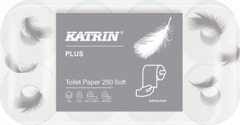11711 Katrin Plus Toilet 250 SOFT