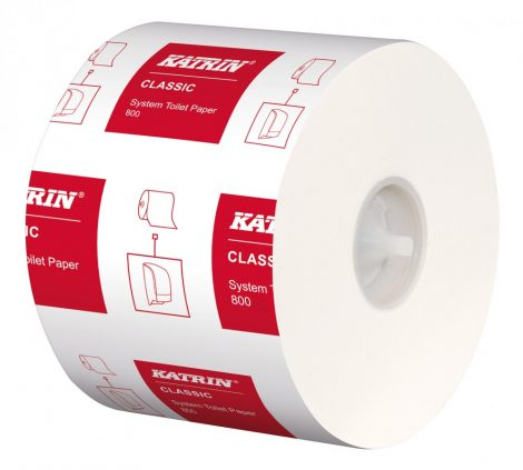 KATRIN CLASSIC System Toilet 800