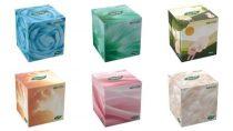 Tento Cube Box papírzsebkendő/kozmetikai kendő