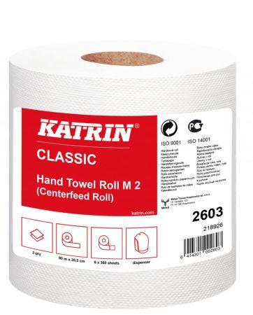 2603 KATRIN CLASSIC Belsőmagos Kéztörlő