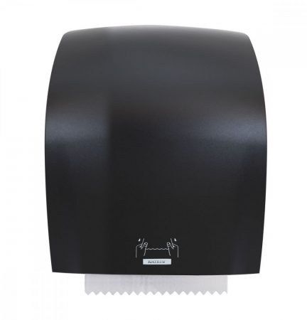 40711 Katrin System  XL tekercses kéztörlő adagoló, fekete