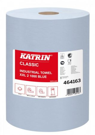 464163  Katrin Classic ipari törölköző XXL2 kék