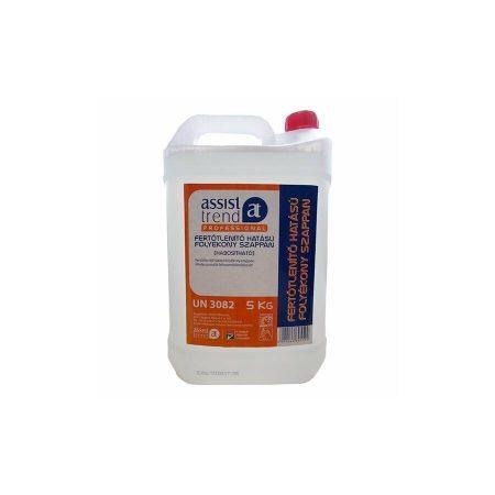 Assist Professional Fertőtlenítő hatású folyékony szappan 5l