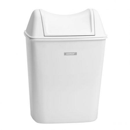 KATRIN INCLUSIVE Női hulladékgyűjtő 8l - fehér