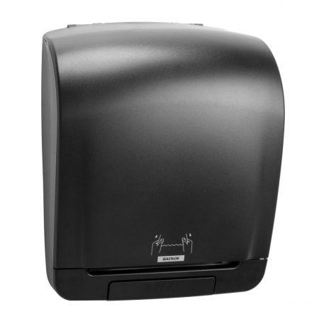 KATRIN INCLUSIVE System tekercses kéztörlő adagoló - fekete