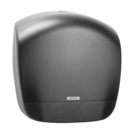 KATRIN INCLUSIVE Gigant toalettpapír adagoló S - fekete