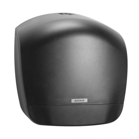 KATRIN INCLUSIVE Gigant toalettpapír adagoló L - fekete