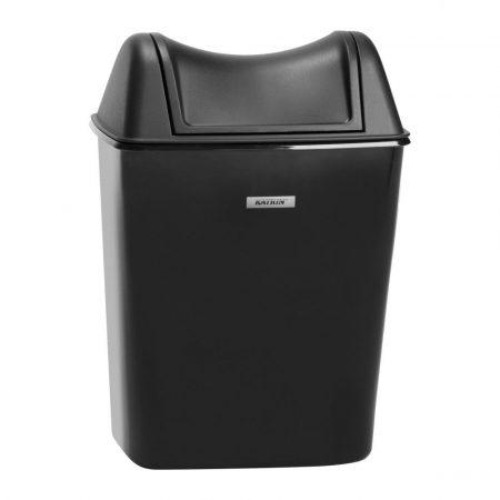 KATRIN INCLUSIVE Női hulladékgyűjtő 8l - fekete